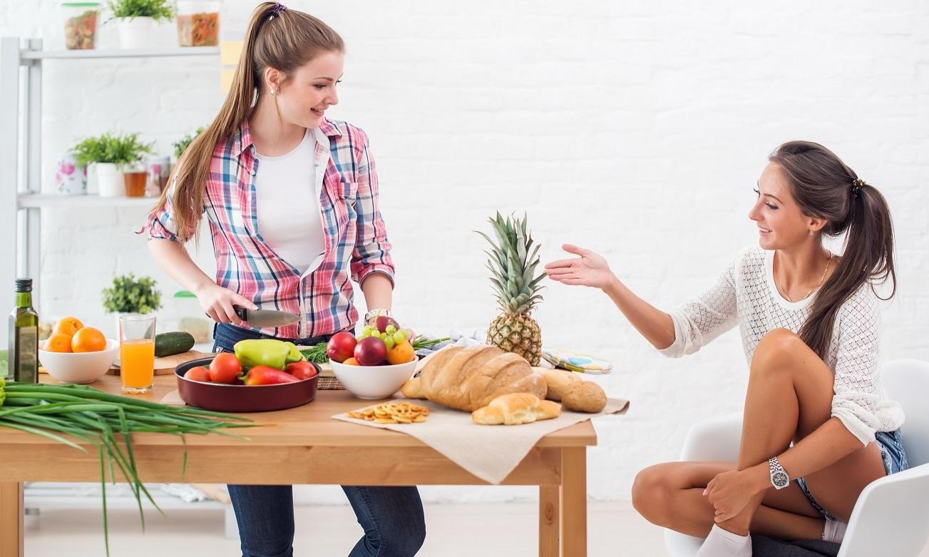 dieta vegetariana adolescentes
